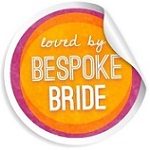 As featured on Bespoke Bride 2020