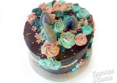 SparklesAndSwirls_Best_London_Unicorn_Birthday_Cake_Bromley_Croydon_Happy_Birthday